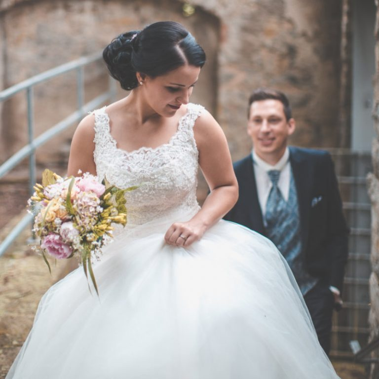 How to Beat the Nerves on Your Wedding Day